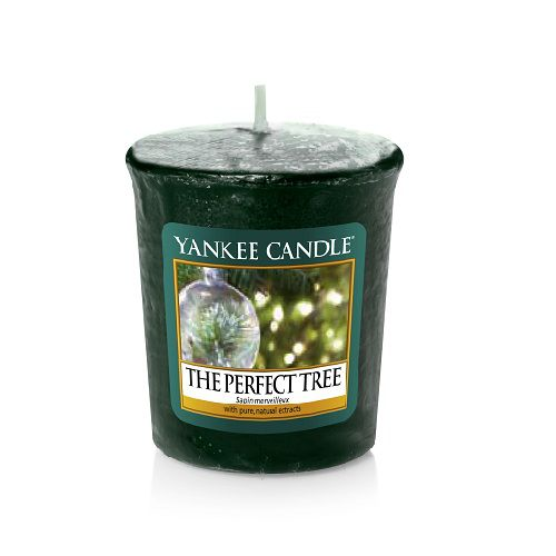 Yakee candle The Perfect Tree Sample