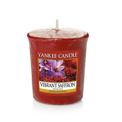 Yakee candle Saffron Sampler Sampler