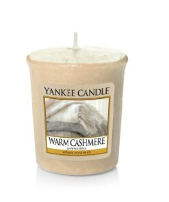 Yakee candle Warm Cashmere Sample