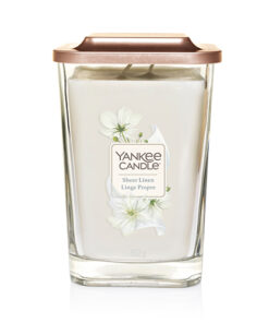 Nến thơm Yankee Candle Elevation Sheer Linen