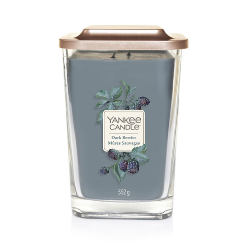 Nến thơm Yankee Candle Elevation Dark Berries