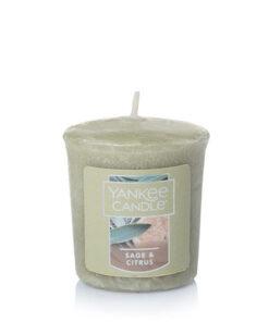 Nến thơm Yankee candle Sage & Citrus Sampler