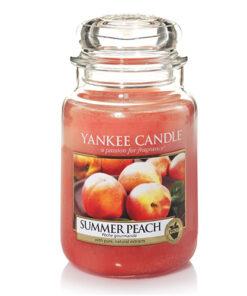 Nến thơm Yankee Candle Summer Peach
