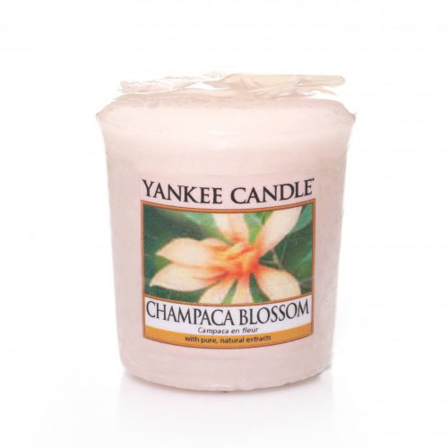 Yakee candle Champaca Blossom Sampler