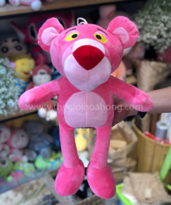 Gấu bông báo hồng chân ngắn