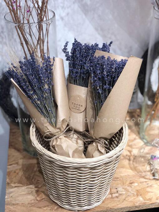 Bó hoa lavender khô - L0071