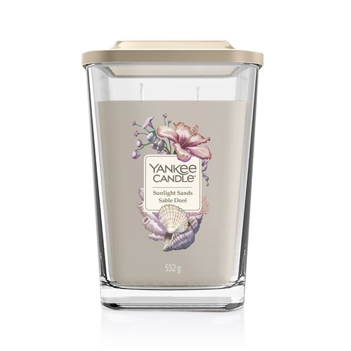 Nến ly Yankee Candle Elevation Sunlight Sands