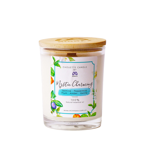 Nến thơm Chouette Candle Mystic Charming