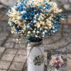 Bình hoa baby khô HK0025