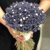Bó hoa cưới Lavender khô - LW0001