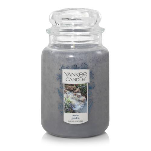Nến hũ Yankee Candle Water Garden