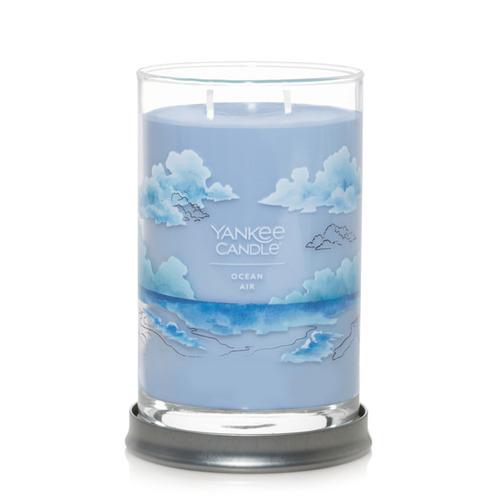 Nến Yankee Candle Ocean Air Signature Tumbler