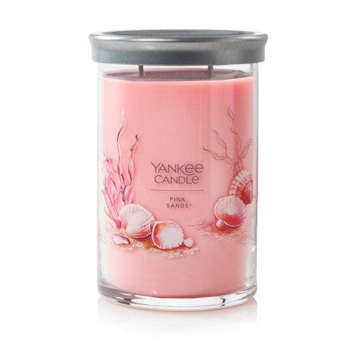 Nến Yankee Candle Pink Sands Signature Tumbler