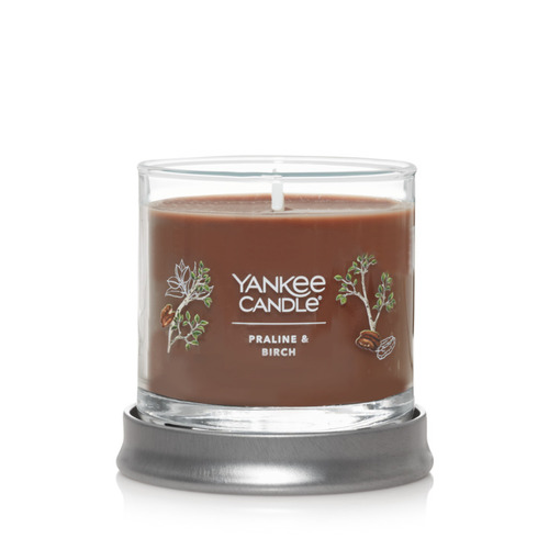 Nến Yankee Candle Praline & Birch Signature Tumbler