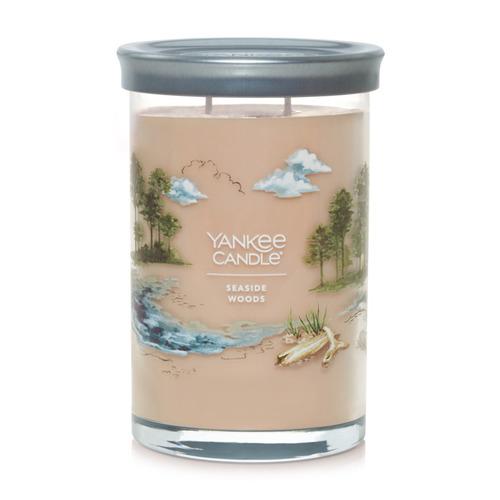 Nến Yankee Candle Seaside Woods Signature Tumbler