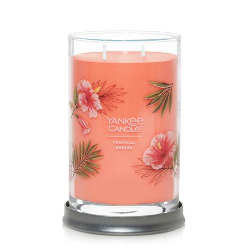 Nến Yankee Candle Tropical Breeze Signature Tumbler