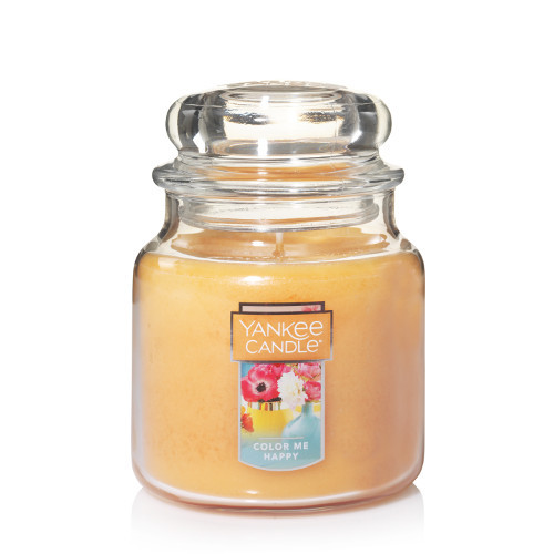 Nến Hũ Yankee Candle Color Me Happy