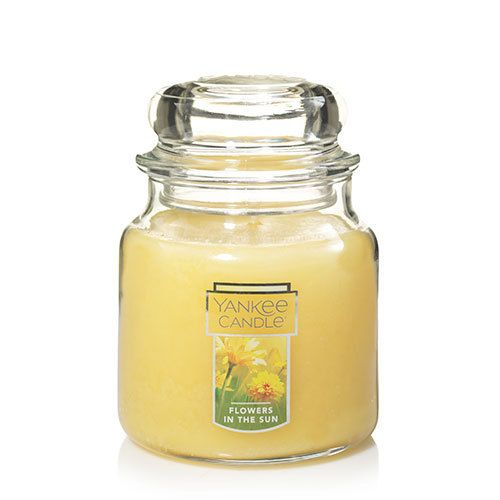 Nến hũ Yankee Candle Flowers in the Sun