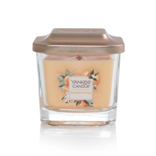 Nến ly Yankee Candle Elevation Kumquat & Orange