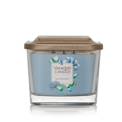 Nến ly Yankee Candle Elevation Sea Minerals
