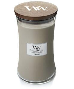 Nến WoodWick Fireside Hourglass