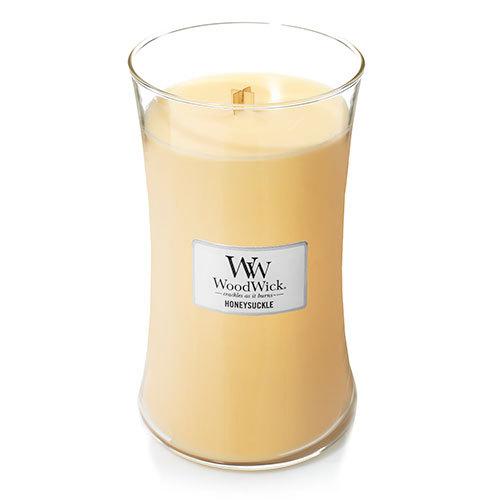 Nến WoodWick Honeysuckle Hourglass