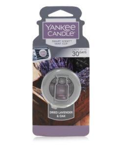Kẹp thơm xe Dried Lavender & Oak