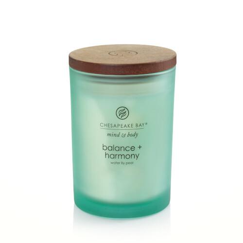 Nến Balance + Harmony (water lily pear) Chesapeake Bay Jar