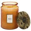 Nến Voluspa Baltic Amber - Large Jar Candle