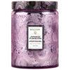 Nến Voluspa Japanese Plum Bloom - Large Jar Candle