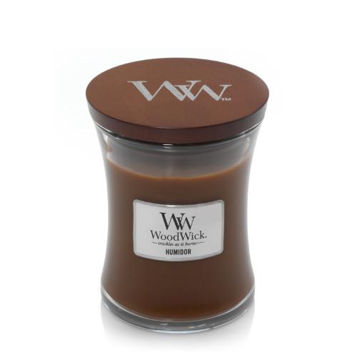 Nến WoodWick Humidor Hourglass