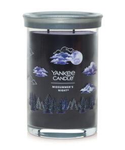 Nến Yankee Candle MidSummer's Night Signature Tumbler