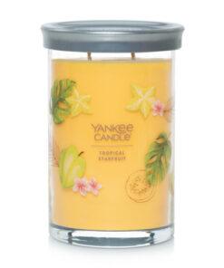 Nến Yankee Candle Tropical Starfruit Signature Tumbler