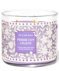 Nến thơm FRESH CUT LILACS 3-WICK CANDLE
