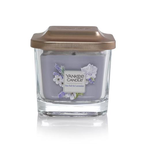 Nến Yankee Candle Elevation Sea Salt & Lavender
