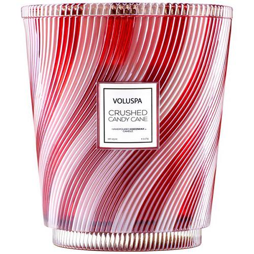 Nến 3-Wick Cane Candy Crush - Voluspa