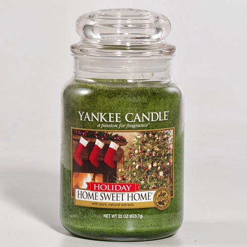 Holiday Home Sweet Home - Yankee Candle