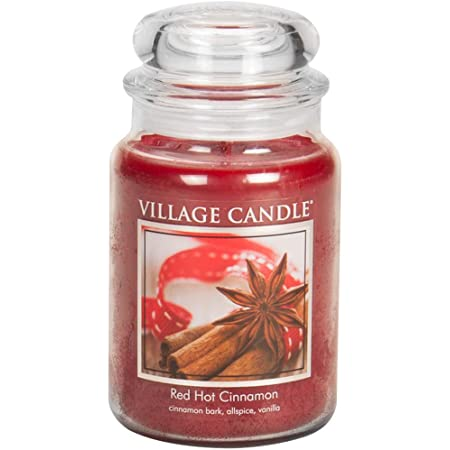 Red Hot Cinnamon - Yankee Candle