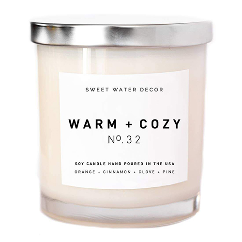 Warm And Cozy - Sweet Water Decor