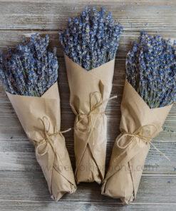 Bó hoa lavender khô L0075