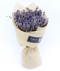 Bó hoa lavender khô L0076