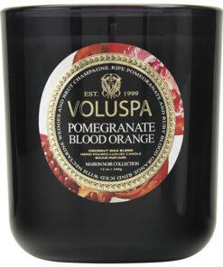 Nến thơm Pomegranate Blood Orange - Maison Candle