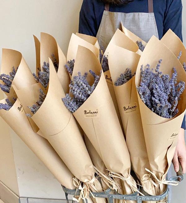 Địa chỉ mua hoa Lavender khô tại TP.HCM