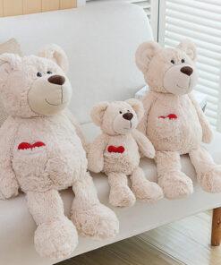 Gấu teddy tình yêu