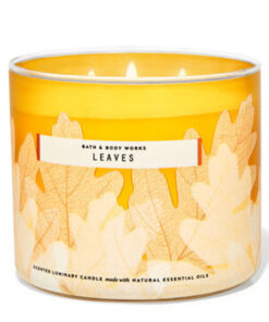 Nến thơm LEAVES 3-WICK CANDLE