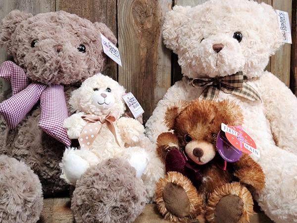 Cách chọn gấu bông teddy phù hợp