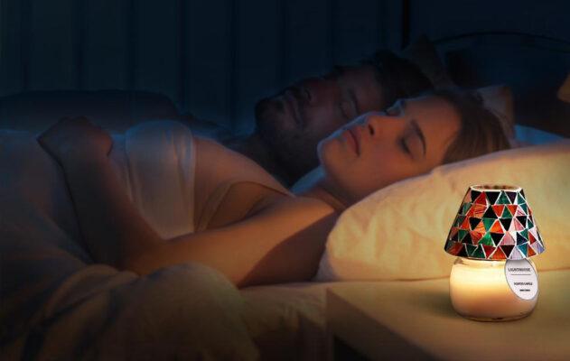 Các mùi nến thơm dễ ngủ